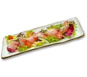 tai fish carpaccio